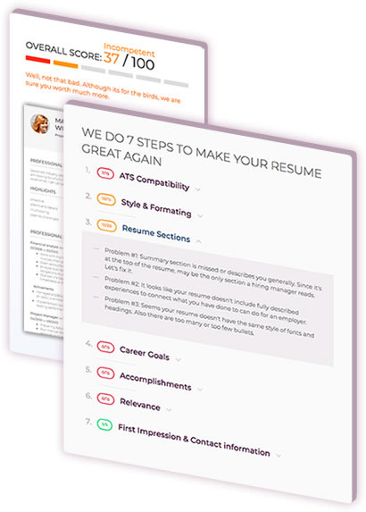Innovative Smart Resume Checker will get your CV reviewed immediately