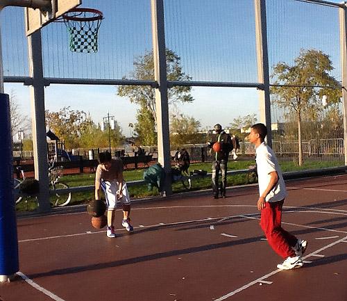 Спортът най-бързо сближава хора с различни култури.