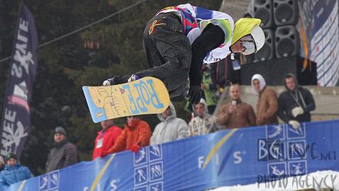 Победителят в състезанието Димитър Чокоев. Снимки: Николай Дончев/BGLive