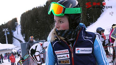 Лара Гуд в Банско. Снимка: SkiMagazine