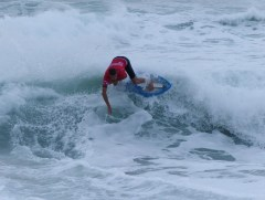 Tristan Lamy - Coupe de France de skimboard 2019 plage d'Ilbarritz Bidart