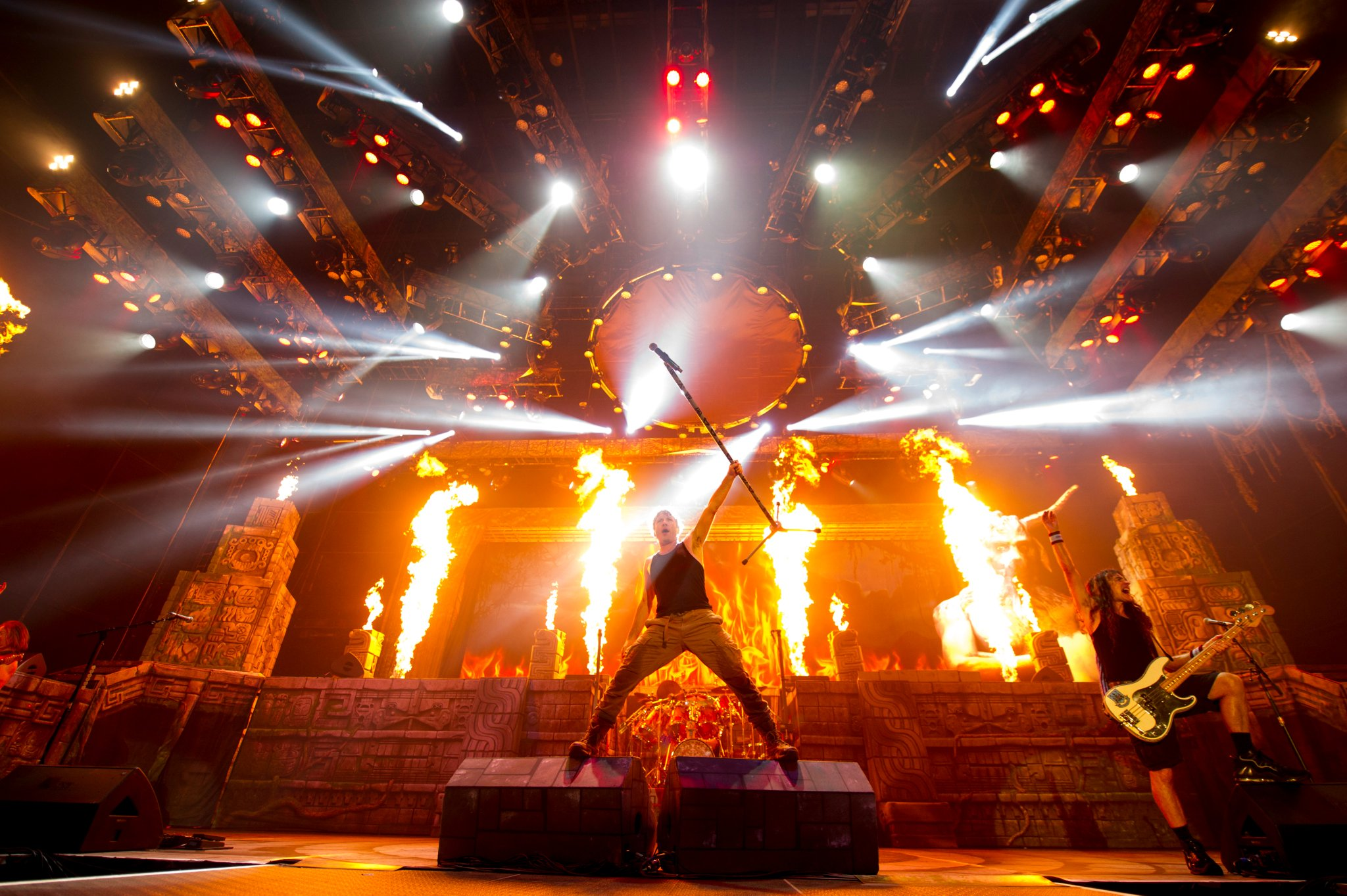 Arte Concert Wacken Iron Maiden To Live Stream Final Show Of The Book Of Souls World