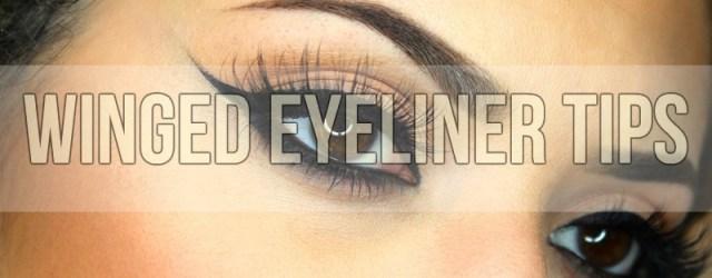 5 Winged Eyeliner Tips for Almond Eyes