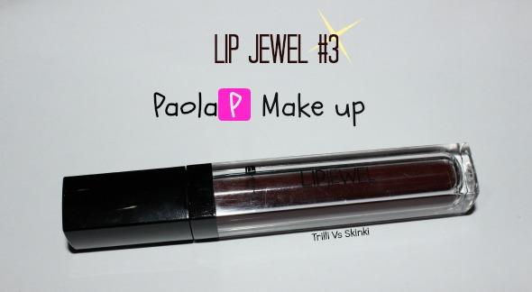 Lip jewel