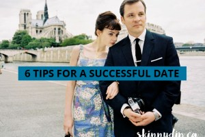 6 tips for a successful date