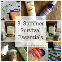 My 8 Summer Survival Essentials
