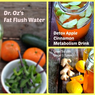 Detox Drinks To Lose Weight RoundUp
