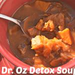 Dr Oz Detox Soup