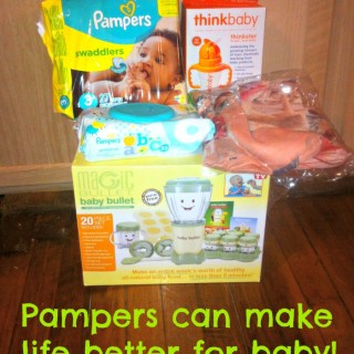 Pampers wants to make life Better for Baby!