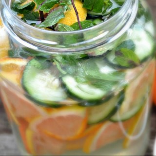 Dr. Oz Fat Flush Detox Drink