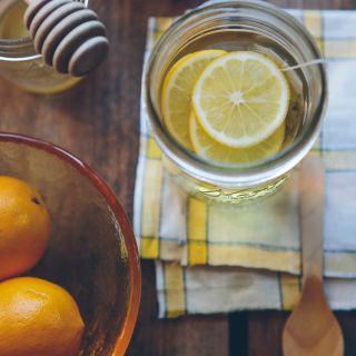 Vitamin C Boosting Green Tea Detox Drink