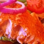 2010-05-09 - Salmon Sandwich 002