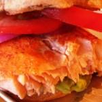 2010-05-09 - Salmon Sandwich 008