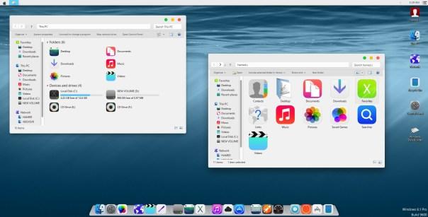 1 iOS8 Skin Pack