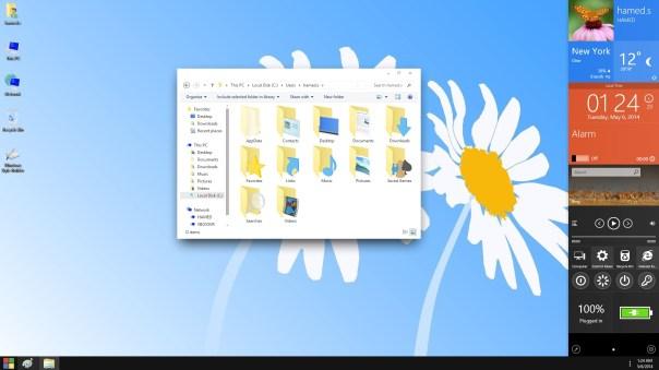 83 Windows 9 Skin Pack