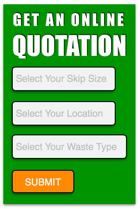 Online quotation form