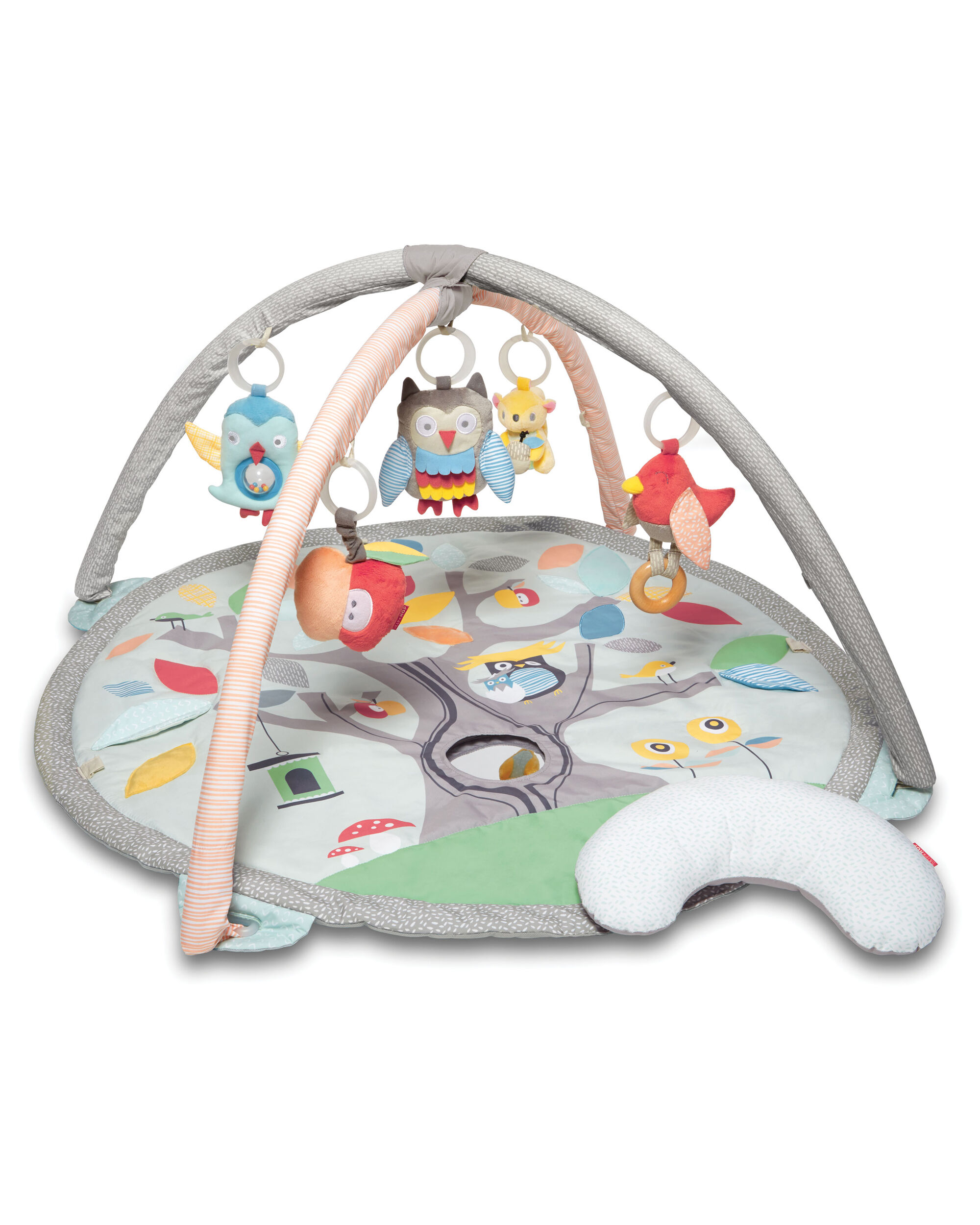 Spielbogen Baby Treetop Friends Baby Activity Gym