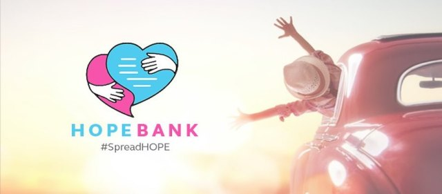 Share Inspiring Stories And Messages Through Hope Bank | Skip The Flip
