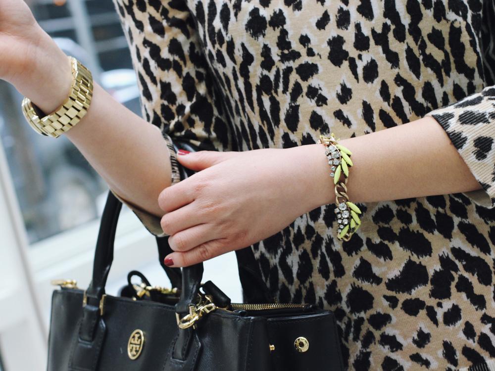 C. Wonder Leopard Sweater