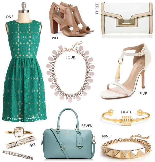Spring Shopping Splurges