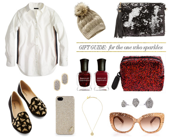 Holiday Gift Guide: Sparkles