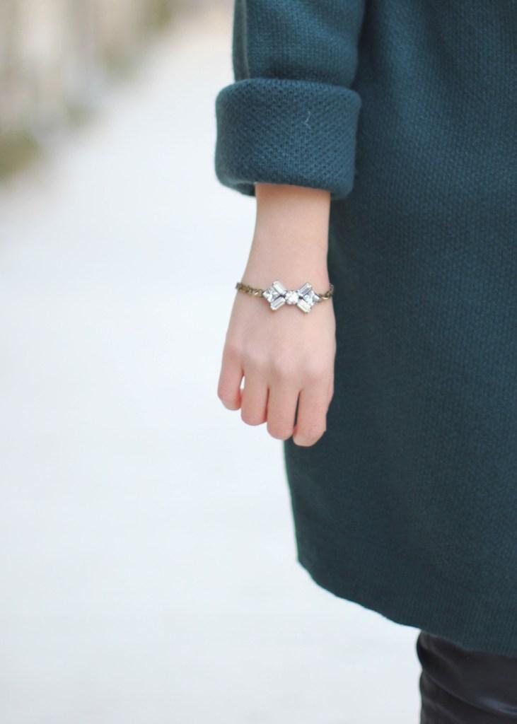 Loren Hope Bow Bracelet