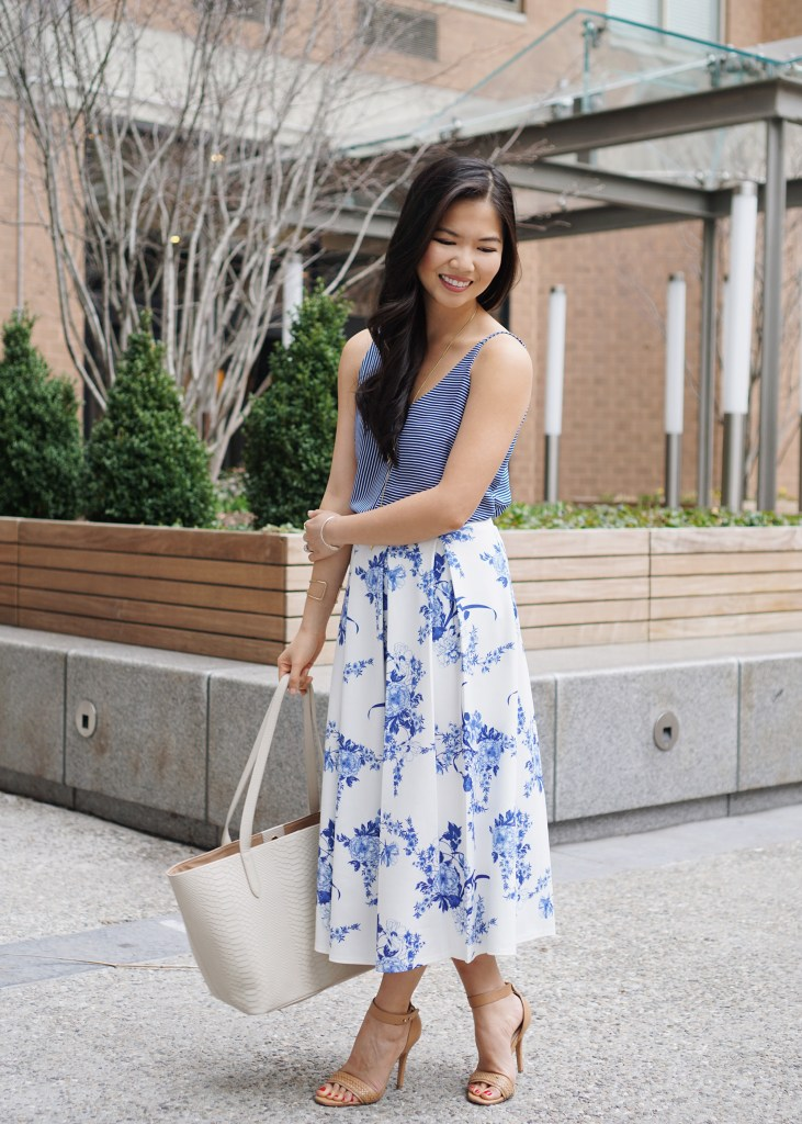 Skirt The Rules / How to Wear Mixed Prints
