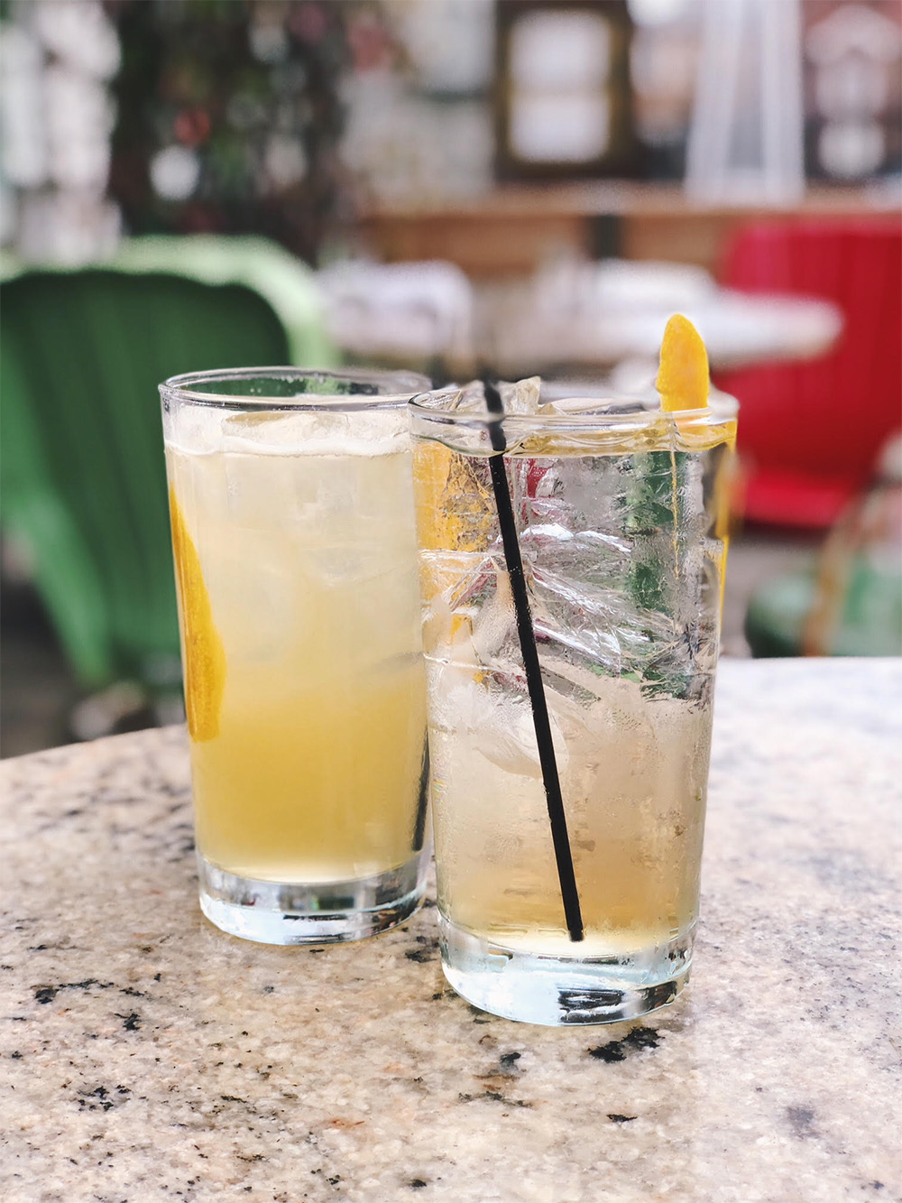 Delicious Cocktails in Charleston, South Carolina