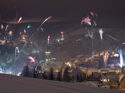 Silvester Skiurlaub