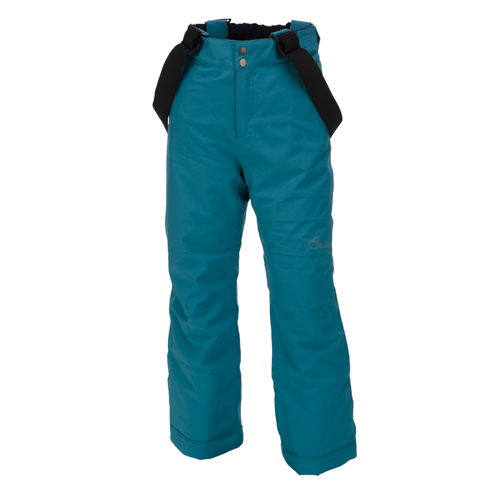 Blau Grün Dare2b Take On Kinder Skihose Blau Grün Skiwebshop De