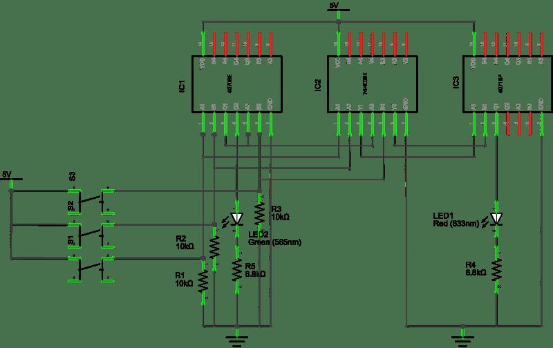 full adder circuit on breadboard wesharepics
