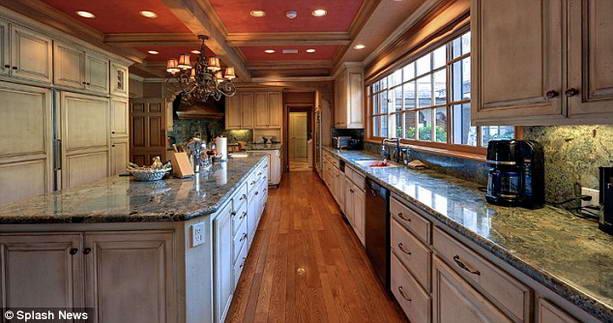 кухня Бритни Спирс