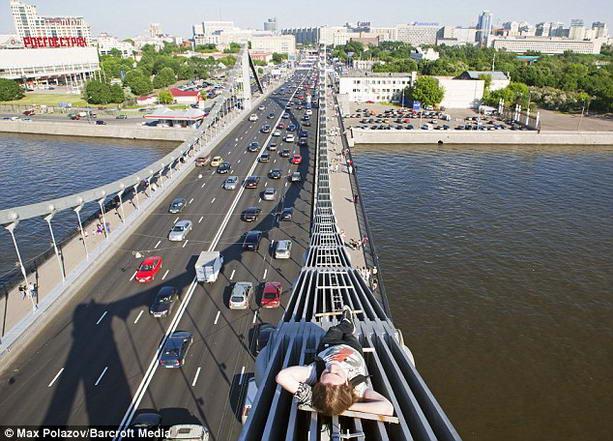Крымский мост (мост самоубийств)