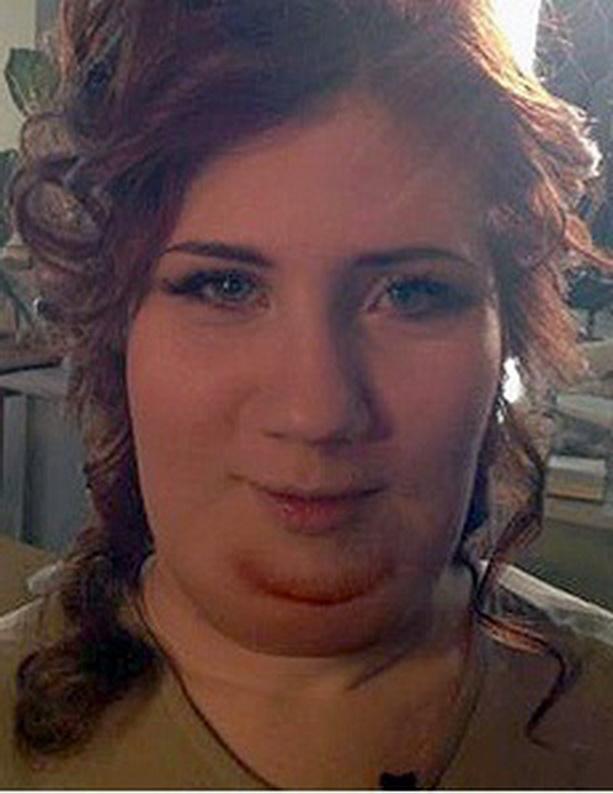 Анна Чапман толстушка