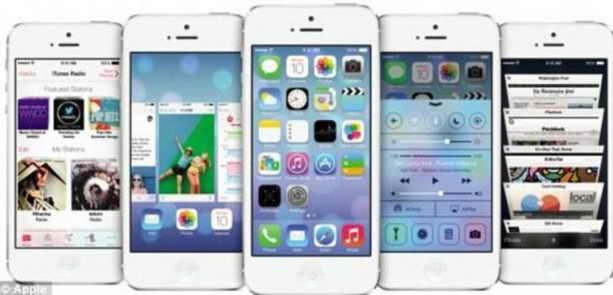 iPhone 5S быстрее на 31%