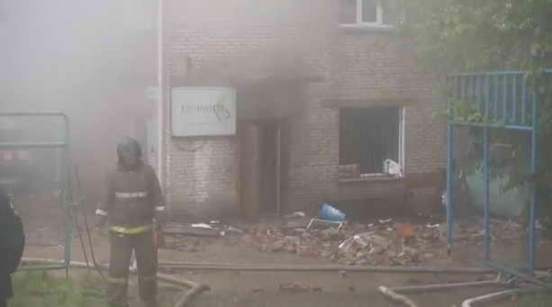 Пожар унес жизни 3 пожарных