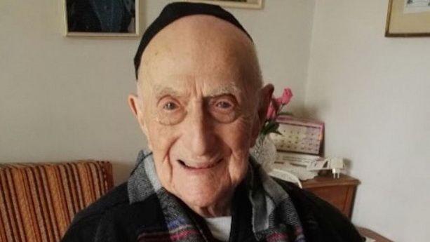 старейший житель планеты стал узник Освенцима Исраэль Кристал