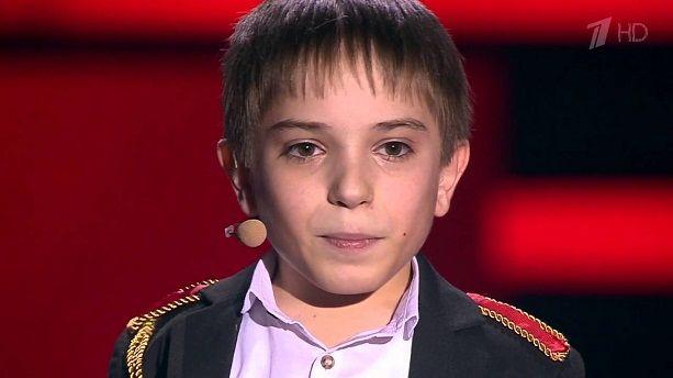 Данил Плужников - победитель Голос дети