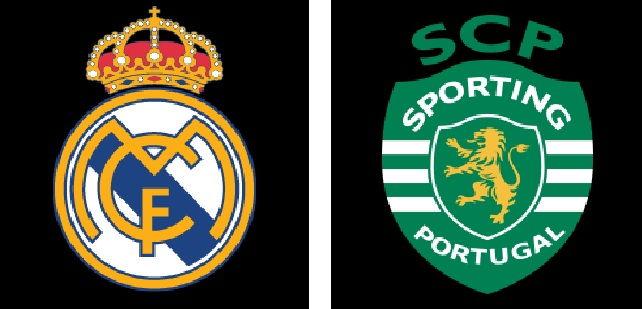 Реал Мадрид — Спортинг