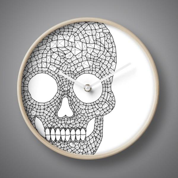 Images Produits - Horloge-KristalSkull