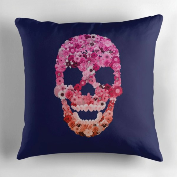 flower-skull-dark-blue