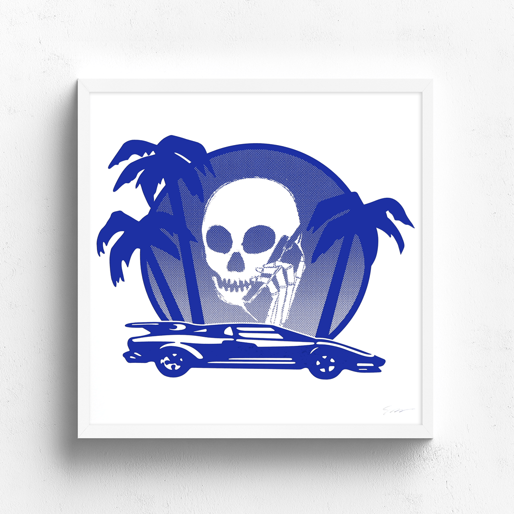 Poster Child Prints California Collection At Poster Child Prints Skullphone Com