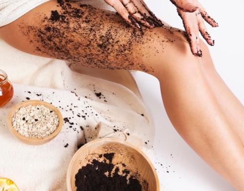 Résultat d'images pour coffee scrub
