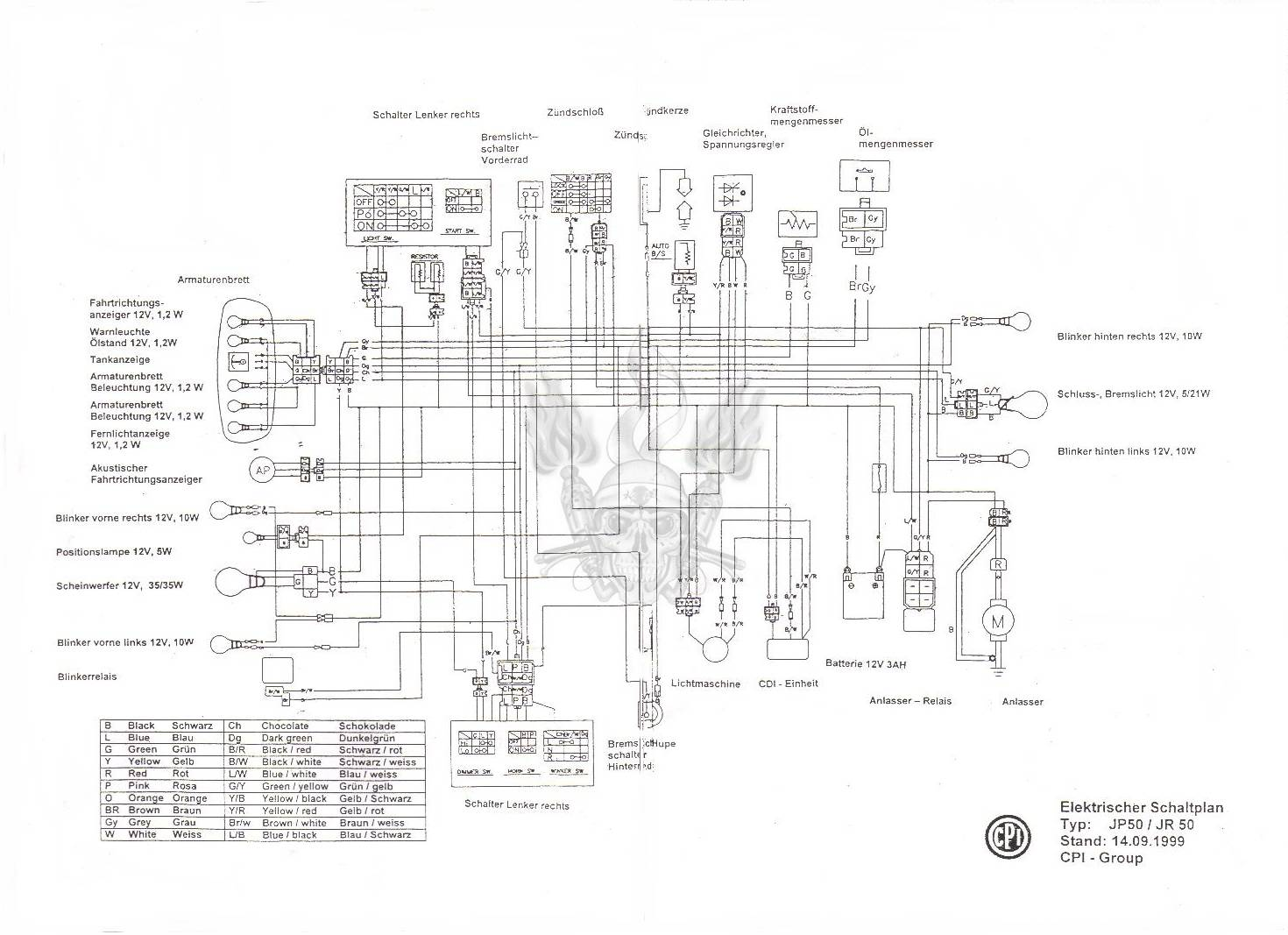cpi sm 50 wiring diagram