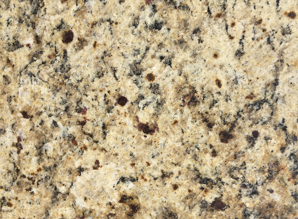 Giallo Napoli Granite Countertops in Sterling VA, MD ...