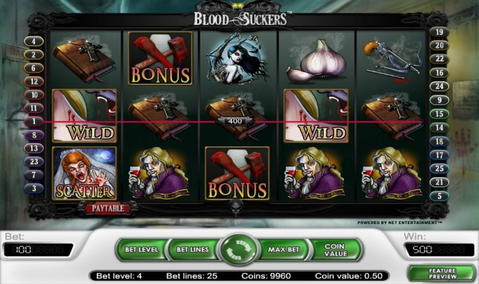 free slot machine bloodsucker