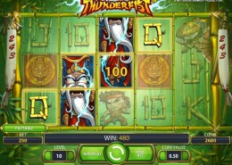 sky3888 Top Up Thunderfist Online Slot Ninja and Samurai!+
