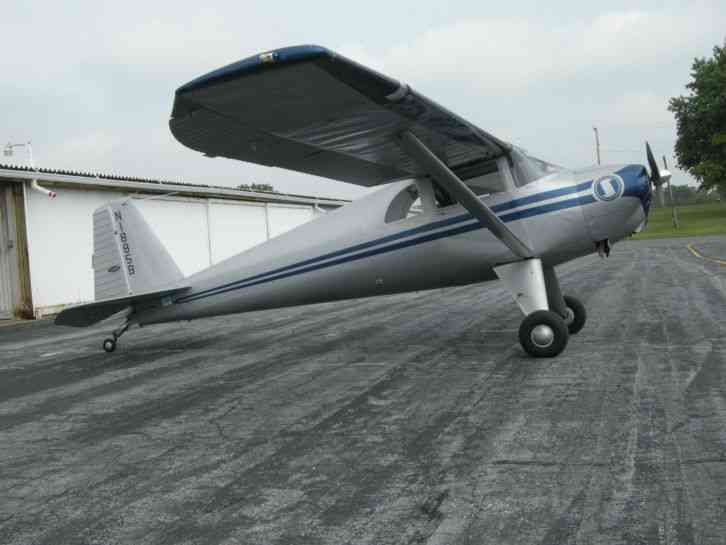 "Flying Ultralights Luscombe : ""airplane Is In Excellent Condition And Flies"