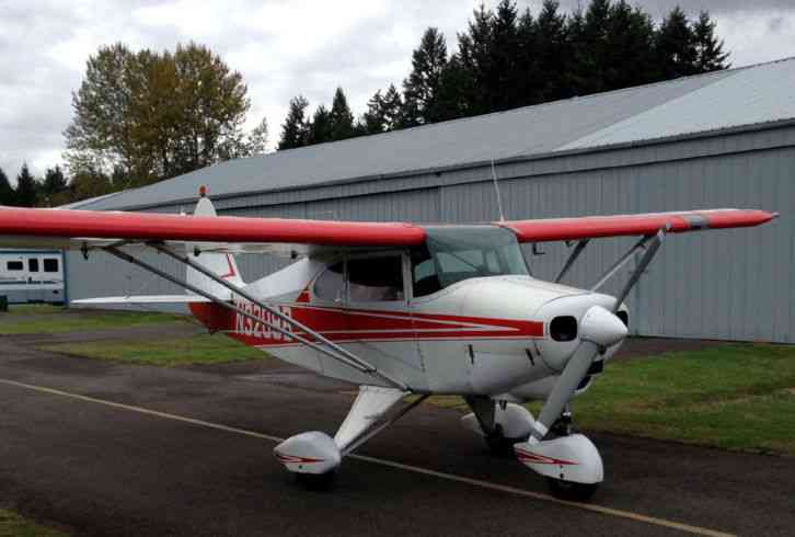 "Flying Ultralights Piper Tri Pacer : "" Airplane, Great Flyer, Flown Regularly"
