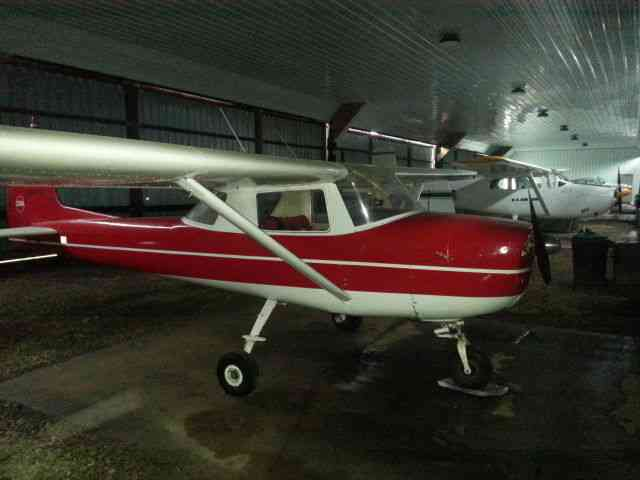 Flying Ultralights Cessna : 1964 C150d Low Time 1964 150d Ttaf 4040, Smoh